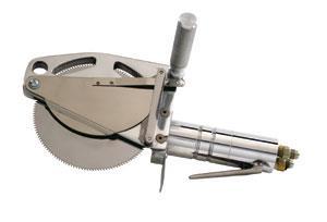 Hydraulic Breaking Saw, Rib Bone