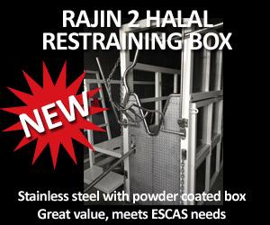 Rajin 2 Hala Restraining Box